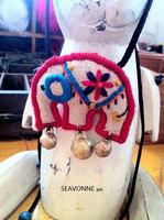 SEAVONNE fashion necklaces for women 2014 Elephant Ethnic handmade necklace pendant necklace long necklace