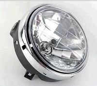 Motorcycle headlight cb400 round toe headlights