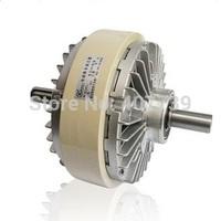 Machinery Parts 100N.m two shafts electromagnetic powder clutch brake re-reeling machine tension control brake