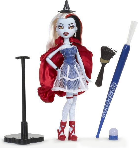 Original brand BRATZILLAZ fantasy gift toy unique ghost vampire doll toy(China (Mainland))