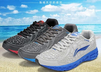 2014 New Men Running Shoes Breathable Mesh  Fashion Brand Li Ning Sports Shoes For Man Sneakers