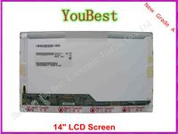 "Laptop LCD Screen For ASUS K45A 14.0"" WXGA HD LED Display"