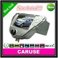 7 inch Steering wheel control SD/DVD/USB/Touch screen/FM/AM radio for HYUNDAI ELANTRA/AVANTE/I35 2011- dvd gps 5S and HD 1080P