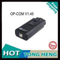 2014 newly Opel COM Opel Diagnostic Tools op-com v1.45 OBD2 Op-com / Op Com / Opcom/for opel scan tool Free Shipping A+++quality