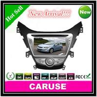 8 inch Steering wheel control SD/DVD/USB/Touch screen/FM/AM radio for HYUNDAI ELANTRA / AVANTE / I35  2011- car dvd gps