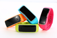 2014 The newest  Smart bracelet bluetooth 4.0 Silicone smart wrist Pedometer Sleep Monitoring  phone companion