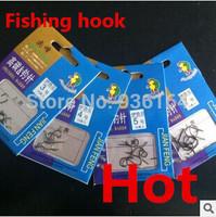 Free ship 10pcs/bags of hooks,fishing lure , fishing hook,squid jig, 1#-12#hooks. each bag have 10 pcs hooks ,total 30pcs hooks
