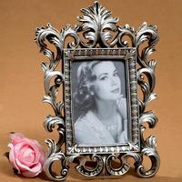 European pastoral Frame 6 inch carved resin frame frame creative resin photo frame