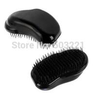 Head Scalp Massager Hair Brushes Hairbrushes Hair Brush Comb Hot Black