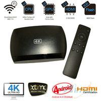 Amlogic S802 MINI PC quad core UHD 4K Android 4.4 TV Box Smart TV Box HDMI2.0  WIFI 100M/1000M LAN BT xbmc Midea player