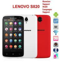 lenovo S820 white phone