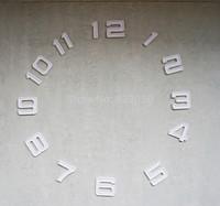 Wholesale Colorful Arabic Numbers for Quartz Clock Movement DIY