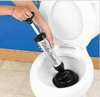 Free shipping MANUAL HAND POWER PUMP DRAIN BUSTER CLEANER TOILET PLUNGER SUCTION TOOL home supplies