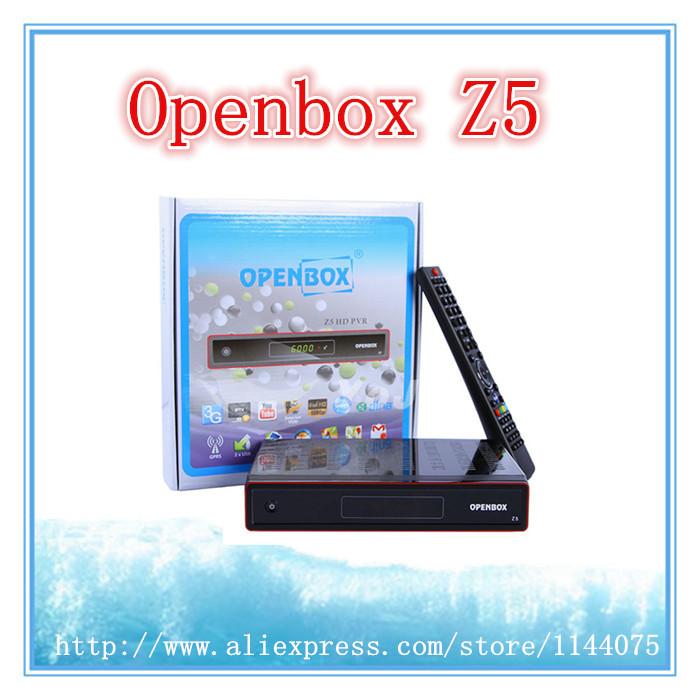 Openbox Z5 DVB-S2 Full HD Digital Satellite receptor same function as Openbox X5 with CCcam Newcam(China (Mainland))