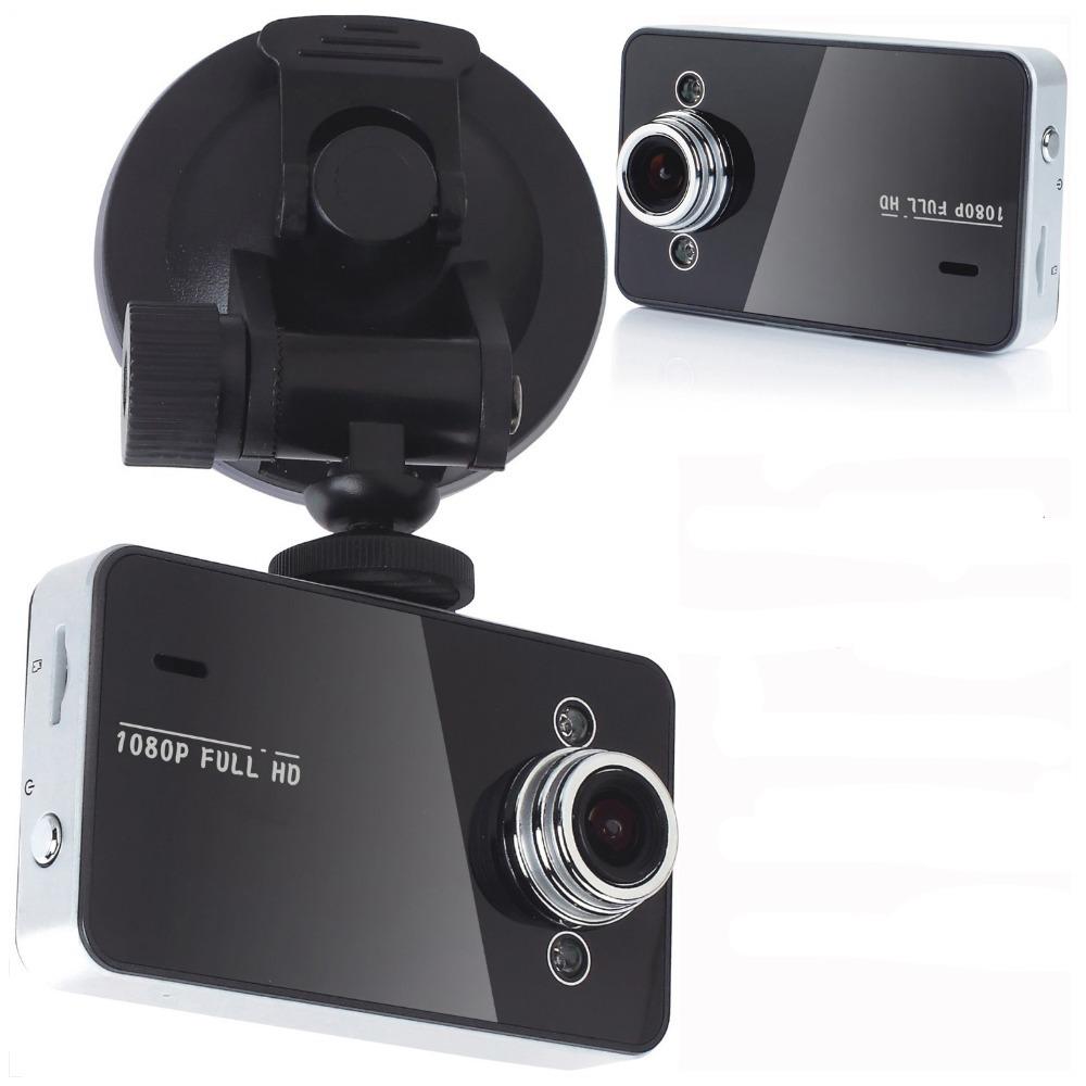 FULL HD 1920*1080P Novatek Chipset Car Video dash cam dvr recorder car dvrs carcam K6000 Car Camera veicular video registrator(China (Mainland))