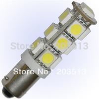 400pcs/lot WHolesles car led light G14 13SMD BA9S13 ledS smd 5050 light Free shipping