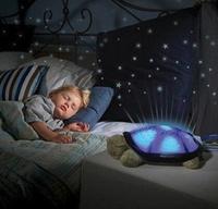 Plush Electronic Toys Projection tortoise Sleep Light Projectin pamp  Electronic Pets