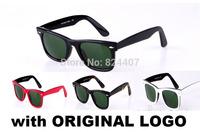 Original RB 2140 Wayfarer Sunglasses RB2140 Eye Glasses With Brand Logo Ray Luxury Famous Designer Eyewear Shades Men Women Band