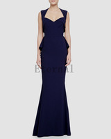Free shipping gown Mother evening Dresses prom party dress temperament Formal Long evening Dress E1399