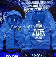 Free Shipping New top brand designer fashion hoodies Inter Milan hoodies Sweatshirt