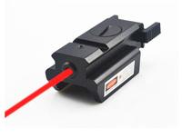 Free shipping Red Laser Sight FT-RL-003 Tactical Laser Scope Laser Piont Weaver Rail Mount