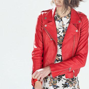 Женщины Brand Motorcycle Faux Leather Jackets Ladies Street Кожа PU является высокотехнологичным ...