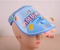 free shipping 2014 Polka Dot lace women and man  hat cap Princess basin hat shading sun hat