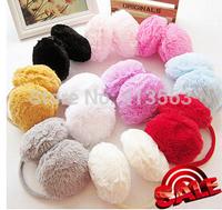 1pcs Fashion Cold-proof Ear Muffs For Women Men Warm Winter Ear Protector Solid Color Earmuffs Mens Winter Ear Warmer Earcap