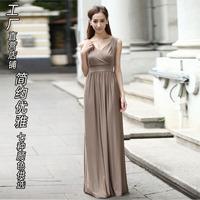 2014 Real Vestido Madrinha De Casamento Evening Dress Long Party Show And Concert Clothing Boutique Ebay Sales Supply Company