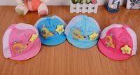 free shipping 2014 E1622 plane pattern children HAT VISOR HAT Korean Baseball Cap Hat Han money stock