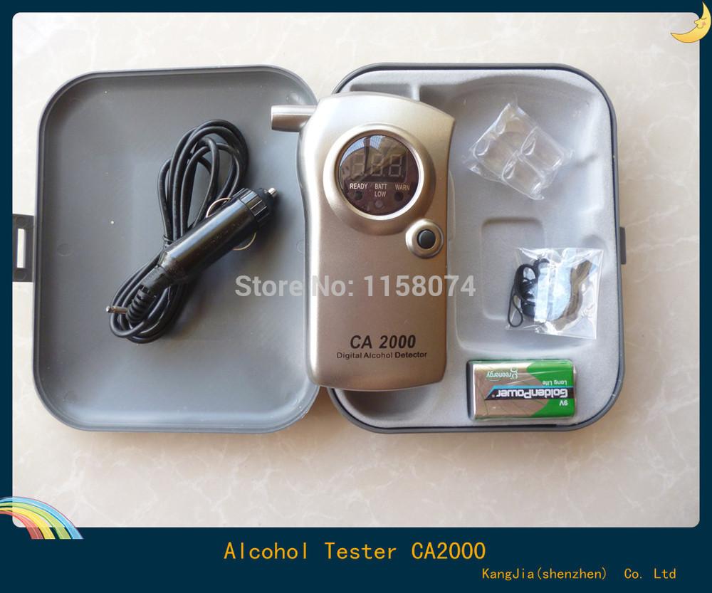 В комплект из надувные спирта ca2000 портативный детектор
