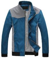 New Style Brand Spring Jackets For Men Woolen autumn men's Jacket brand Mens Coats for men Fashion jacket size M L XL XXL