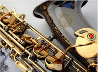 FREE SHIPPING DHSUZUKI Sax in E Alto Saxophone instrument