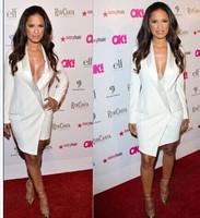 Free shipping kim kardashian Sexy  new2014 women ol career bodycon   es for plus size   sexy bandage dress