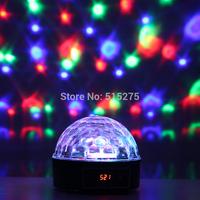 6 Channel DMX512 Control Panel LED Disco DJ Stage Lighting Digital LED RGB Crystal Ball Effect Light DJ Light Hexagon XL-10B