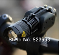 Dropshop CREE Q5 LED new Cycling Bike Bicycle Headlight Front Light MINI Torch with Mount