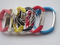 Biological energy titanium bracelets Germanium stone bracelet magnetic energy health