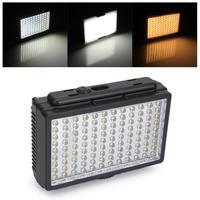 New 108 LED Video Light for Camcorder DV DSLR Camera Photography Dimmable DC 7V-12V