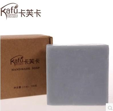 Whitening Soap in Walmart dead sea mud soap black head 7pcs pack face wash professional skin care formula(China (Mainland))
