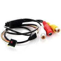 "Free Shipping 2014 600TVL 1/4"" HD Mini Wired Audio Camera Security CCTV 0.5LUX 5Mp Wholesale # 170266"