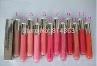 NEW HIGH QUALITY KISSABLE WOMEN LIPCOLOR LIQUID LIPSTICK 10G!!! Free shipping(12PCS/LOT)