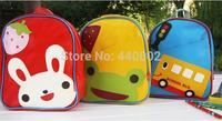 20pcs Messenger BAG Children Aslant bags sling bag Kids Cartoon satchel KIDS haversack