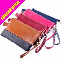Special Price Fashion Genuine Leather Day Clutches, Handbag Shoulder bag Messenger Bag day clutches wallets Evening Bag 963
