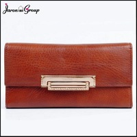 Jaron Group Genuine Leather Women Wallets Female Leather Purses Card Holder Ladies Long Leather Wallet Brand Bolsas carteira