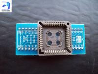 Free Shipping~2PCS/LOT PLCC44 to DIP40 EZ Programmer Adapter Socket
