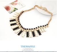 2014 Bohemia Trend  Korean Version Colored Temperament Short Necklace for Female MYL976