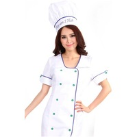 Women's Halloween Costume Western Chef Red Polyester Sexy Fashion Dress