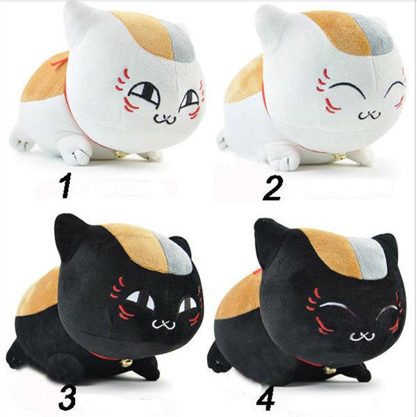 Natsume Yuujinchou Nyanko Sensei Cat Stuffed Animal Plush Doll Toy 30cm Pillow(China (Mainland))