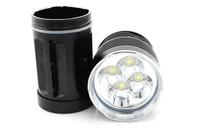 SKYRAY 4xCREE XM-L XML T6 LED Flashlight Torch 30W Camping Light 4x 18650 Lamp+Free shipping