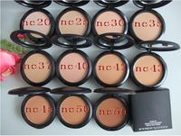 Wholesale (1pcs/lot) free gift!! New studio fix powder plus foundation, face Powder 15g